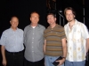 Malcolm Harper, Geoff Emerick, Dan Workman, and Chris Bell