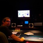 "Will Harrison mixing ""Aloe Blacc & The Grand Scheme"""