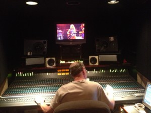 "Malcolm Harper mixing ""Sheryl Crow"" for 4th of July ""Freedom Over Texas"" Broadcast"