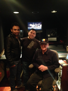 Dany Fender,DVD producer; Ruben Robledo, live recording engineer; Malcolm Harper