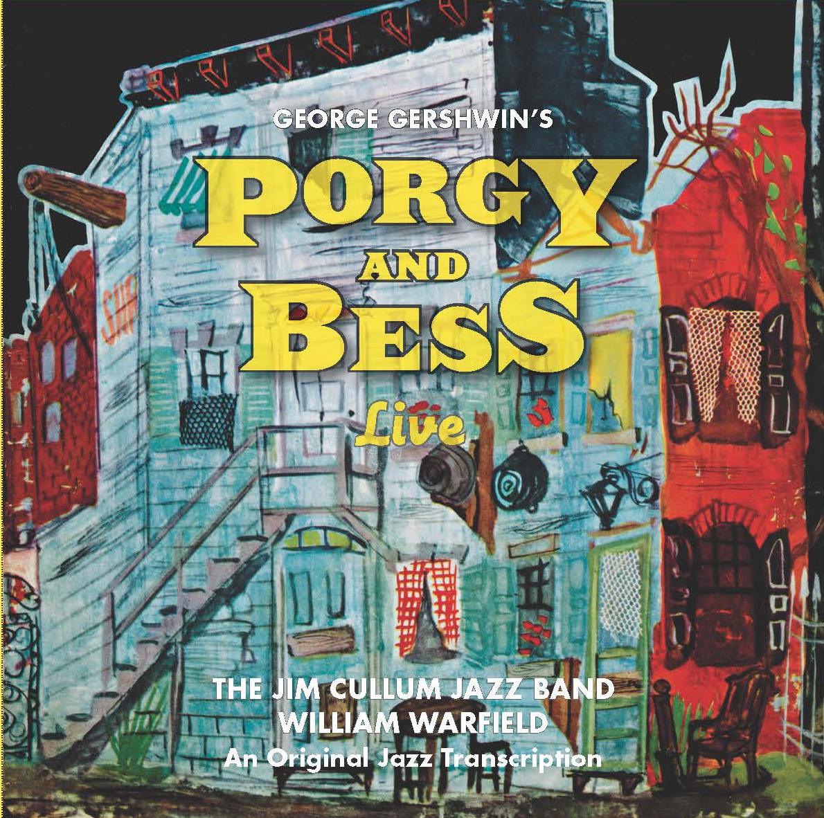 """Riverwalk Jazz Show """"Porgy and Bess Live"""" – Reelsound Recording Co"""